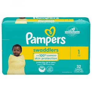 Pampers Swaddlers Stage 1 Jumbo