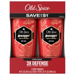 Old Spice Swagger Body Wash