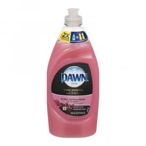 Dawn Plus Hand Renewal Pomegranate Splash