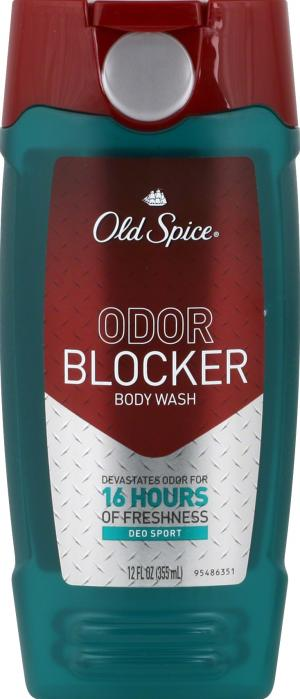 Old Spice Odor Blocker Sport Body Wash