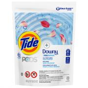 Tide Pods Free + Downy Laundry Detergent