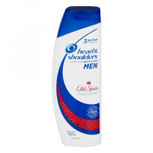 Head & Shoulders Dandruff Shampoo With Old Spice