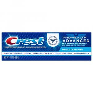 Crest Pro-Health Advantage Deep Clean Mint Toothpaste