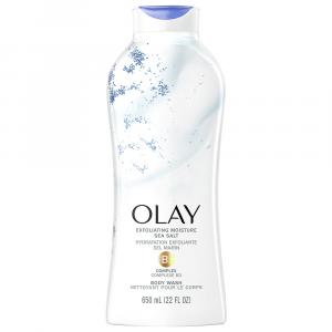 Olay Daily Exfoliating with Sea Salts
