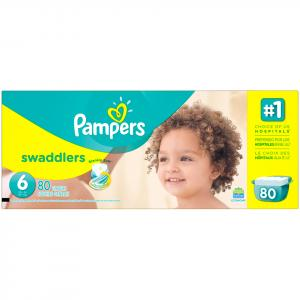 Pampers Size 6 Swaddlers Diapers