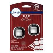 Febreze Car Vent Clips Air Freshener Old Spice