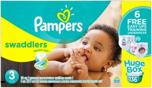 Pampers Size 3 Swaddlers Diapers