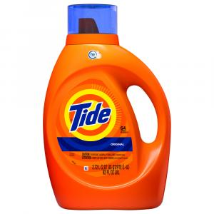 Tide Ultra HE Laundry Detergent Original