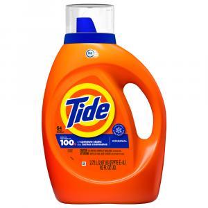 Tide Ultra HE Laundry Detergent Original