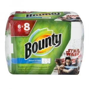Bounty Select-a-size Star Wars Paper Towels