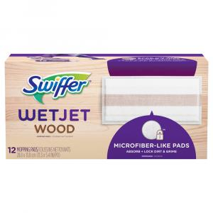 Swiffer WetJet Wood Surfaces Refill Mopping Pads