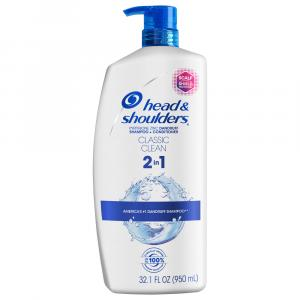Head & Shoulders Classic Clean 2 In 1 Shampoo & Conditioner