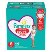Pampers Size 6 Cruisers 360 Diapers Super Pack