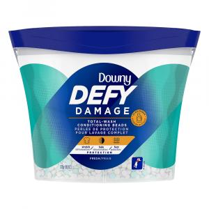 Downy Defy Damage Total-Wash Conditioning Fresh Beads