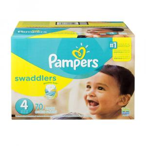 Pampers Size 4 Swaddlers Super Pack