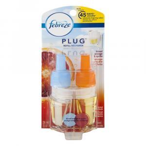 Febreze Plug Refill Blood Orange & Spritz