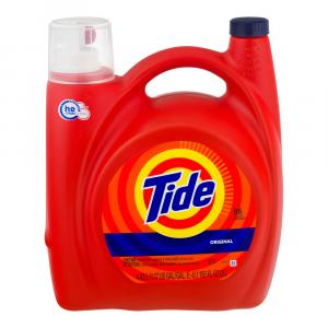 Tide 2x High Efficiency Original Scent Liquid Detergent