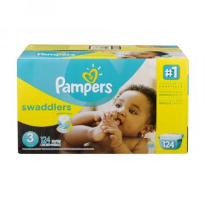 Pampers Swaddlers Giant Size 3