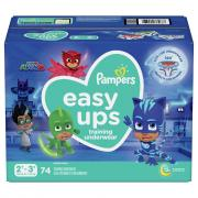 Pampers Easyups Boy 2T-3T