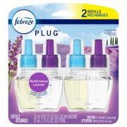 Febreze Plug Mediterranean Lavender Refills
