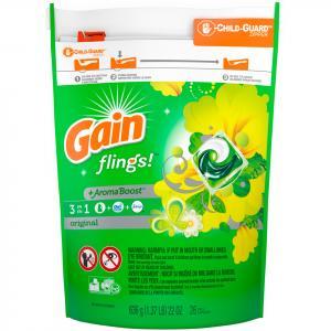 Gain Flings Original Scent Detergent