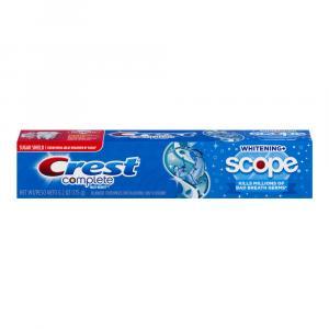 Crest Whitening Plus Scope Minty Fresh Toothpaste