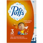 Puffs Basic Pet Tissues