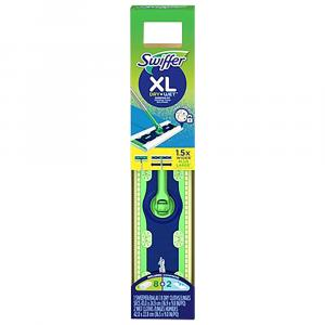 Swiffer Sweeper X-large Sweeping Kit - 8 Dry Cloths & 2 Wet