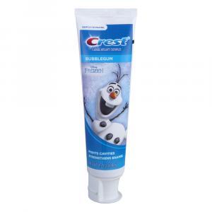 Crest Frozen Bubblegum Toothpaste