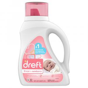 Dreft HE Liquid Laundry Detergent