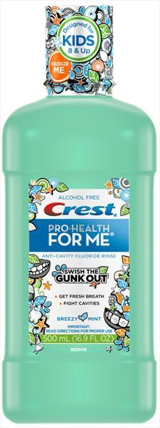 Crest Pro-health For Me Breezy Mint