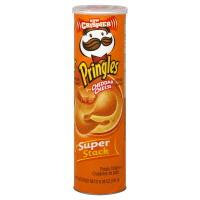 Pringles Super Stacks Cheddar Cheese