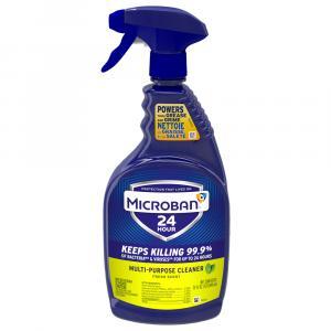 Microban Multipurpose Cleaner Fresh Scent
