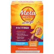 Metamucil Smooth Texture Sugar Free Orange Packets