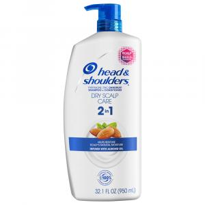 Head & Shoulders Dry Scalp Care Daily Shampoo with Pump