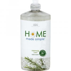 Home Made Simple Rosemary Dish Soap