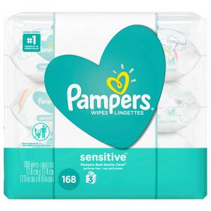 Pampers Sensitive Fitment 3X
