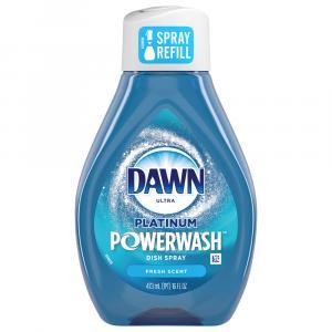 Dawn Ultra Platinum Powerwash Fresh Scent Dish Spray Refill