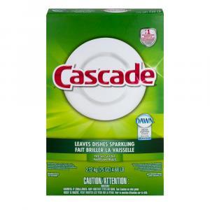 Cascade Regular Powder Dishwasher Detergent