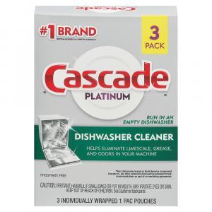 Cascade Platinum Dishwasher Cleanser