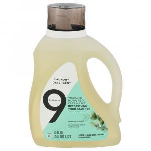 9 Elements Eucalyptus Scent Laundry Detergent