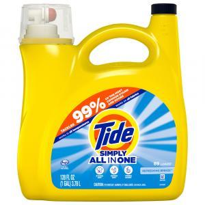 Tide Simply Clean & Fresh Refreshing Breeze