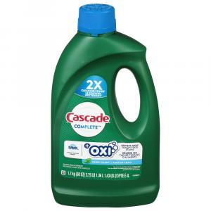 Cascade Complete + Oxi Dishwasher Detergent