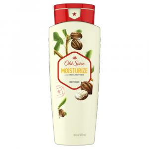 Old Spice Moisture with Shea Butter Body Wash