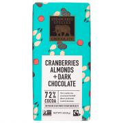 Endangered Species Wolf Dark Chocolate Cranberry Bar