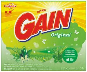 Ultra Gain Original Powder Laundry Detergent