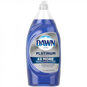 Dawn Ultra Refreshing Rain Liquid Dish Soap