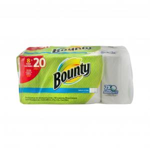 Bounty Select-a-size White Huge Roll Paper Towels