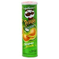 Pringles Super Stacks Sour Cream & Onion