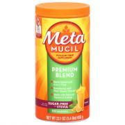 Metamucil Orange Premium Blend